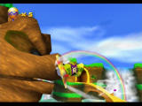 Diddy Kong Racing Nintendo 64 The plane can barrel roll and loop-the-loop!