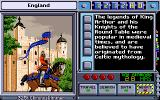 Where in Time is Carmen Sandiego? DOS England in the days of yore...