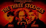 The Three Stooges DOS The Three Stooges! (CGA)