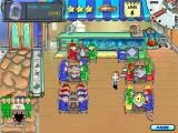 Diner Dash Windows As you advance in the game, you will have new restaurant themes, larger seatings and more customers with different patient levels.