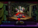 Rocket: Robot on Wheels Nintendo 64 This chicken is ruthless as Noughts and Crosses - you need to cheat to beat it!