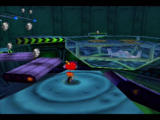 Rocket: Robot on Wheels Nintendo 64 Luckily, these sharks don't have laser beams on their heads