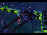 Rocket: Robot on Wheels Nintendo 64 Rocket can use his tractor beam to latch onto poles