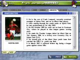Premier Manager 98 Windows Database player curiosities