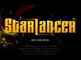 Starlancer Dreamcast Title screen
