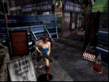Resident Evil 3: Nemesis Dreamcast What a mess