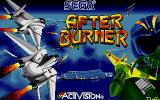 After Burner II Atari ST Loading screen