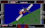 After Burner II Atari ST A long missile streak
