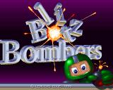 BlitzBombers Amiga Title screen