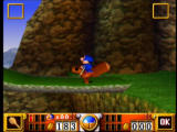 Goemon's Great Adventure Nintendo 64 This horse attacks by turning around and using a massive kick