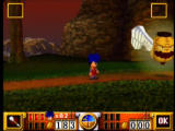 Goemon's Great Adventure Nintendo 64 Night brings out bigger, tougher enemies...with more money!