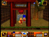 Goemon's Great Adventure Nintendo 64 Checking out one of the side streets...