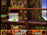 Goemon's Great Adventure Nintendo 64 Some parts of the game have two different paths for you to take.