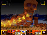 Goemon's Great Adventure Nintendo 64 What game would be complete without a giant fire-breathing skeleton?