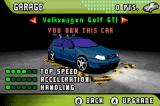 Need for Speed: Underground 2 Game Boy Advance Earn points, upgrade your car and face the most skillful drivers!