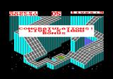 Gyroscope Amstrad CPC Level 7 end. Huge bonus point.