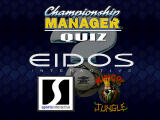 Championship Manager Quiz Windows Load screen