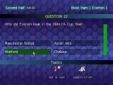 Championship Manager Quiz Windows Goal! (would you believe?)