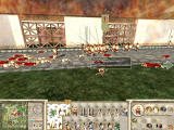 Rome: Total War Windows Backs against the wall