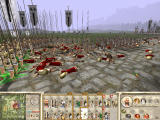 Rome: Total War Windows The Spartans put up a helluva fight but to no avail.