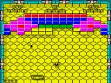 Batty ZX Spectrum The icon falling splits the ball into 3