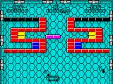 Batty ZX Spectrum Managed to avoid the falling bomb