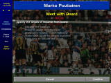 Championship Manager: Season 99/00 Windows Cap in hand...