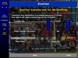Championship Manager: Season 99/00 Windows Trying to do with the little money made available.