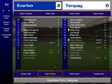 Championship Manager: Season 99/00 Windows But look at that, the new player has an excellent debut and even scores!