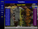 Championship Manager: Season 99/00 Windows World transfers so far