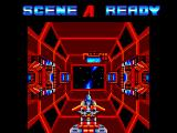 Galaxy Force SEGA Master System Ready for Scene A