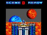 Galaxy Force SEGA Master System Ready for scene D