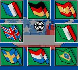 World Cup USA 94 Game Gear Interesting country selection...