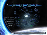 Main game screen