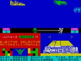 Danger Mouse in Double Trouble ZX Spectrum Shoot them down by moving up and down the screen
