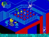 Danger Mouse in Double Trouble ZX Spectrum Section 3 in all its glory