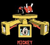 Mickey's Speedway USA Game Boy Color Pick your character