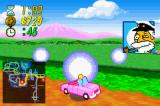 The Simpsons: Road Rage Game Boy Advance After dropping off the fare you pick up  another
