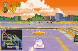 The Simpsons: Road Rage Game Boy Advance Hitting these arrows gives you a speed boost