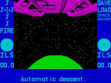 Braxx Bluff ZX Spectrum 3D sequence before the main action starts