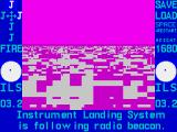 Braxx Bluff ZX Spectrum While it is close, the ILS is rising