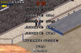 Tony Hawk's Pro Skater 3 Game Boy Advance The judges rate your efforts