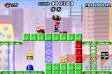 Mario vs. Donkey Kong Game Boy Advance The hammer weapon works exactly the same as it did in the original Donkey Kong