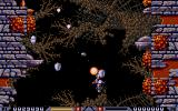 Xenon 2: Megablast Amiga Contact with foes damages you the same way enemy bullets do.