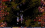 Xenon 2: Megablast Amiga There are many upgrades available to your ship which makes you much more effective in fighting. You get such upgrades destroying certain flying objects or buying them at the shop.