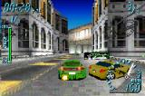 Need for Speed: Underground Game Boy Advance Meanwhile, one of the rival cars collides with a bus, leaving all the advantage for you!