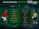 Sensible Soccer 2006 Windows Match conditions