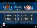 NBA Live 06 Windows The All Star Lineups for 2005/2006