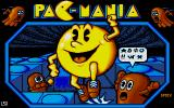 Pac-Mania Atari ST Loading screen