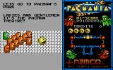 Pac-Mania Atari ST It's the Pacman Theatre!